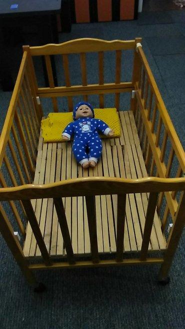 Продаю детскую кроватку, хорошее состояние в Кок-Ой