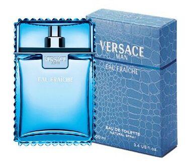 versace muzhskaja odezhda в Кыргызстан: Versace Eau Fraiche – мужской парфюм от итальянского парфюмерного