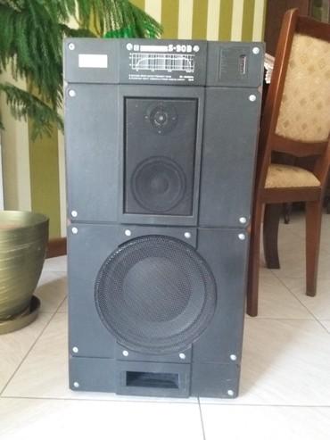 акустические системы qitech колонка в виде собак в Кыргызстан: Колонки S90B. в идеальном состоянии. Реставрация для себя. 9000 сомов