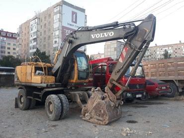 Услуги эксковатора услуги в Бишкек
