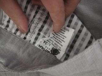 Muška odeća | Sjenica: Misle pantalone, l velicima, bez ostecenja