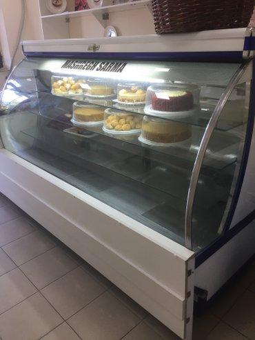 Продаю витринный холодильник машрег в Бишкек