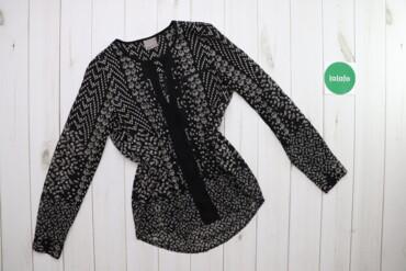 Жіноча сорочка з принтом Vero Moda, р. S   Довжина: 59/67 см Рукав: 64