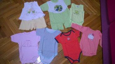 Odeca za devojcice do 1 godine, letnje stvarcice - Lajkovac