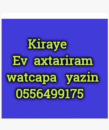 Bakı şəhərində Yasamal ev axtariram kiraye 350 azn watcapa yazin