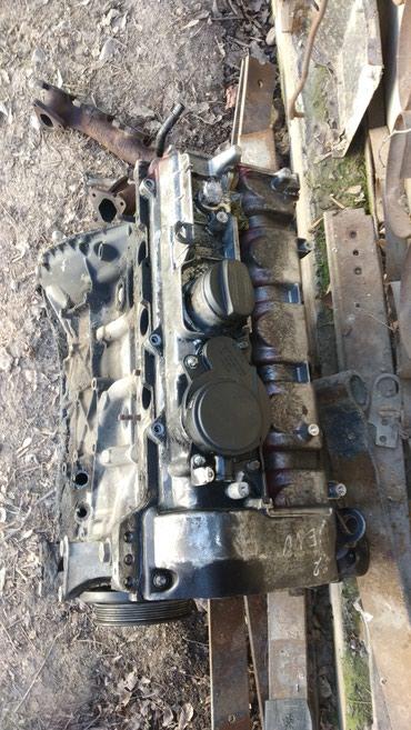 Голый мотор 2.2 на спринтер нижний часть не работает в Бишкек