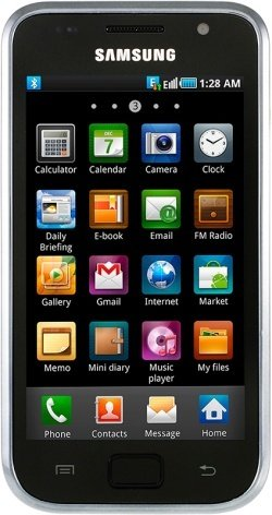 Samsung s1 gt i-9003 v ideale android в Бишкек