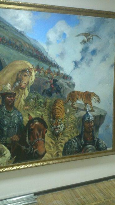 сюрреализм-картины в Кыргызстан: Картины на заказ