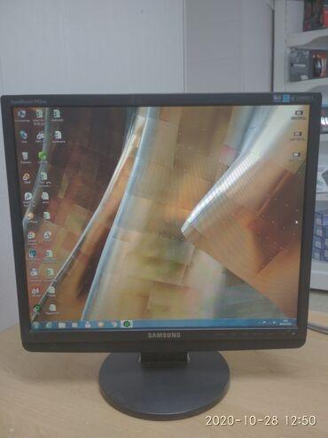 reno kengo 19 в Кыргызстан: Продаю манитор Samsung 19дюм выход VGA DVI отлично подойдёт на видео
