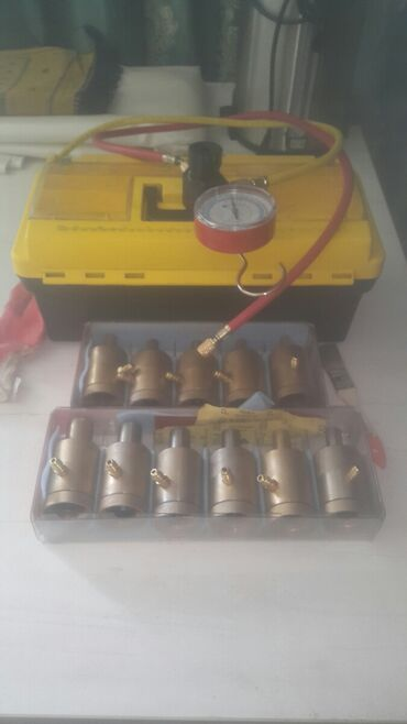 Продаю оборудование для прокачки амортизаторов
