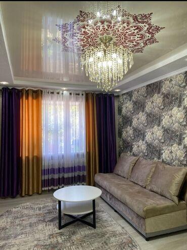 сдается 1 комнатная квартира in Кыргызстан | ДОЛГОСРОЧНАЯ АРЕНДА КВАРТИР: 2 комнаты, Душевая кабина, Постельное белье, Кондиционер, Без животных