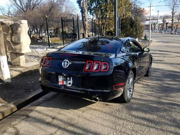 Ford Mustang 3.4 л. 2014   45000 км