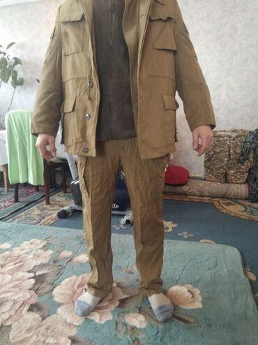 военное термобелье в Кыргызстан: Военная форма, (авганка). Подклад утепленная курточка