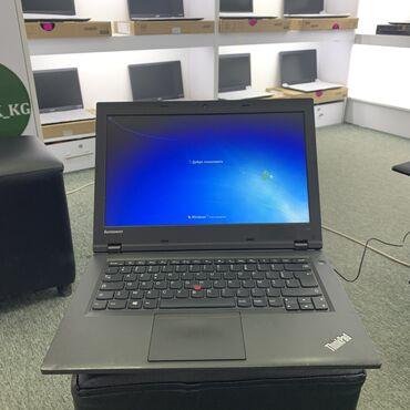 Ноутбук Lenovo-модель-ThinkPad L440-процессор-core