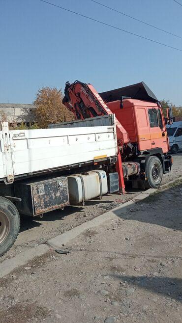 уаз бортовой бишкек in Кыргызстан | АВТОЗАПЧАСТИ: Манипулятор | Стрела 14 м. 6 т | Борт 10 кг