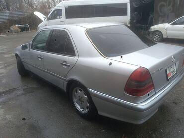 Mercedes-Benz C-Class 2 л. 1996