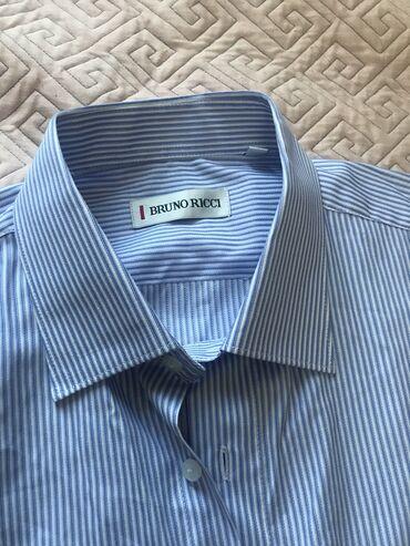 Рубашка мужская летнее без этикеток новая размер Л Хл 50,52
