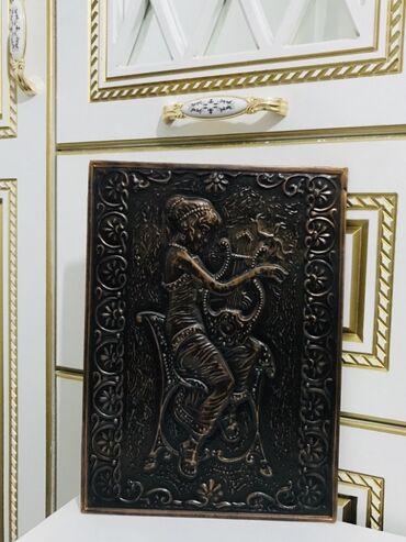 антиквариат бишкек in Кыргызстан   АНТИКВАРНЫЕ ВАЗЫ: Чеканка / картина