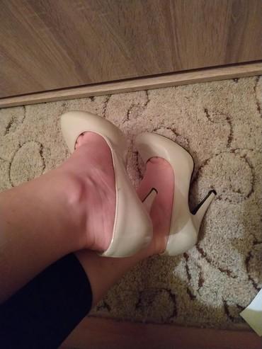 Kao nove, 2 puta obuvene Alter cipele, bež boje, broj 36. - Nis