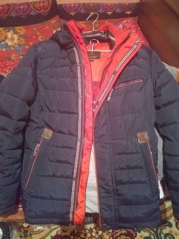 Продаю тёплую зимнюю куртку. размер 44/М. цена 4500 в Бишкек