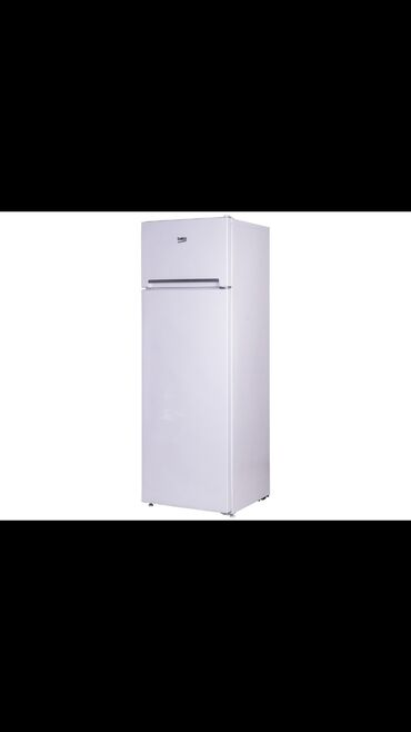 Новый Двухкамерный Белый холодильник Beko