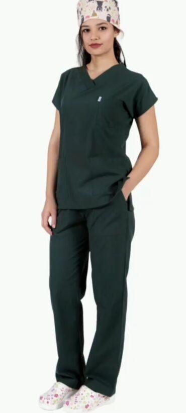 Медицинская одежда - Кыргызстан: Медицинские костюмы