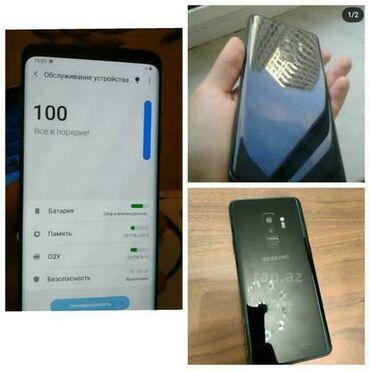 s9 samsung - Azərbaycan: Samsung S9 plus 600azn ideal vezyetde yaddash 6/64