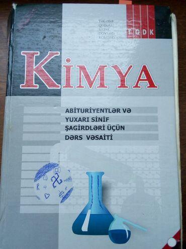kimya - Azərbaycan: Kimya qayda kitabı(tqdk)
