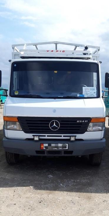 daimler landaulette в Кыргызстан: Daimler-benz 814 с тентом!  4.3 турбо + интеркулер 2002 г.в . сост