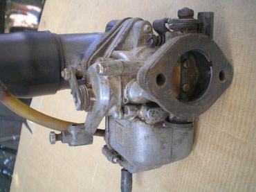 Fiat 126 p peglica Karburator u odlicnom stanju. Skinut sa ispravne - Bajina Basta