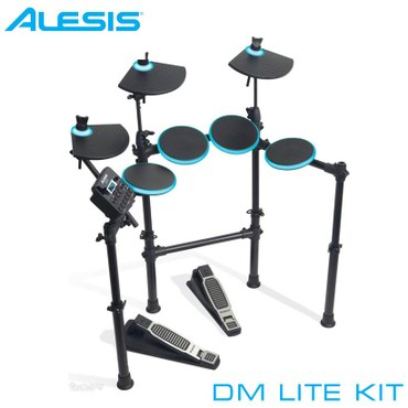 Барабанная установка электронная ALESIS DM LITE KIT 4 барабанных