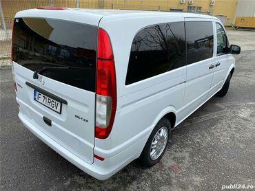 Mercedes-Benz Vito 2.2 l. 2013 | 298000 km