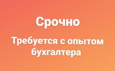 частный детектив в бишкеке в Кыргызстан: Бухгалтер. С опытом. 5/2