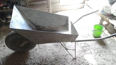 заливка фундамента цена бишкек в Кыргызстан: Строительный тачка толстый металл удобно для заливки фундамента цена