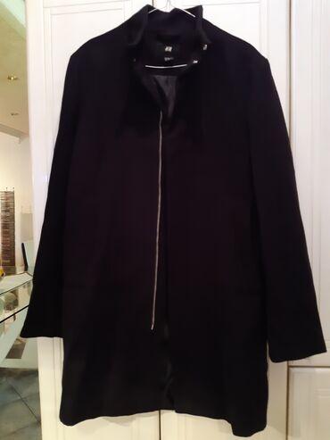 Papuce iz pariza - Srbija: Muski kaput H&M potpuno nov iz inostranstva. Duzina 90cm, velicina