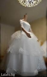 Распродаю новые свадебные платья в в Бишкек