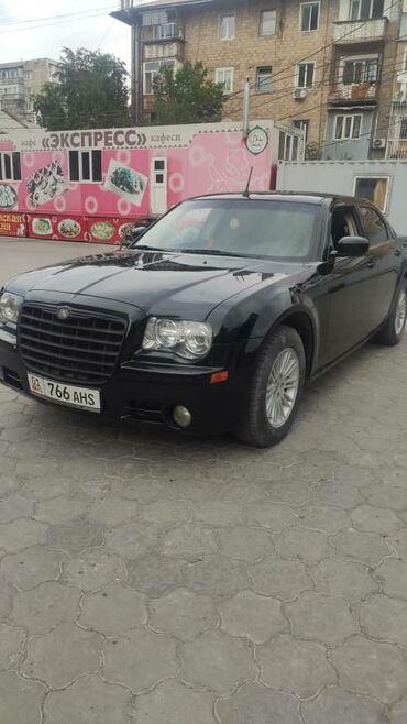 аренда авто с правом выкупа бишкек в Кыргызстан: Chrysler 300C 3.5 л. 2009
