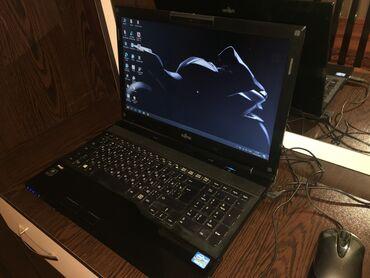 lancer - Azərbaycan: Fujitsu Notebook satilir. Hec bir problemi yoxdur saat kimi iwleyir