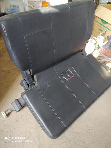 Продам третий ряд сиденье паджеро-3-4