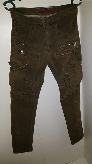 Muske pantalone (nenosene) vel 30 - Belgrade