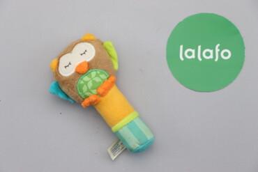 Игрушки - Украина: Дитяче брязкальце Сова BabyFehn    Довжина: 16 см Ширина: 10 см  Стан