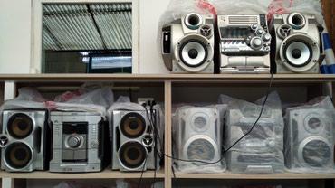 Продаю муз центры не дорого AUX в Бишкек