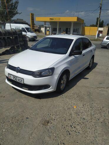 Транспорт - Базар-Коргон: Volkswagen CrossPolo 1.6 л. 2010 | 179000 км