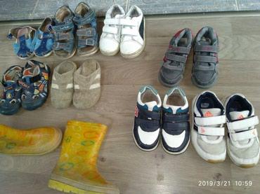 Продаются детские мальчиковые обуви в Бишкек