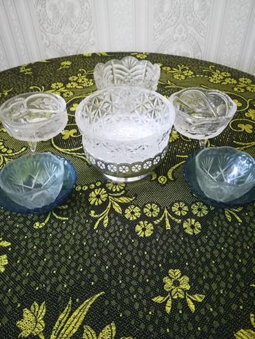 Вазочки. Цена 300 сом. в Бишкек