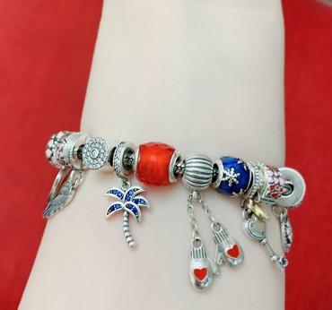 Шармы - Кыргызстан: Самый лучший подарок для ваших любимых  Новый браслет и шармы Пандора