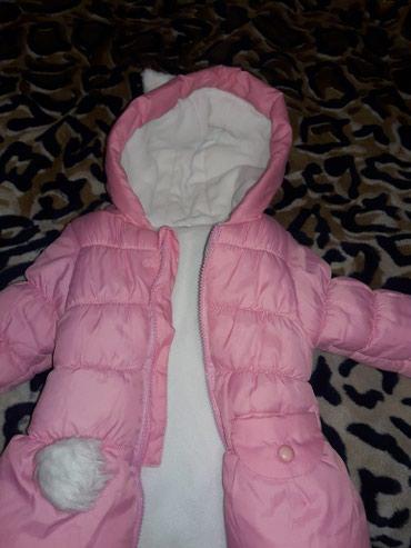 Продаю детскую зимнюю курточку для девочки в идеальном состоянии. в Лебединовка