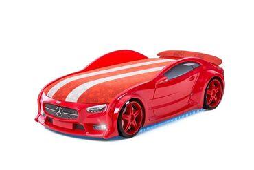 Детская кровать-машина Mercedes-Benz NEO  Автономера, водительское удо