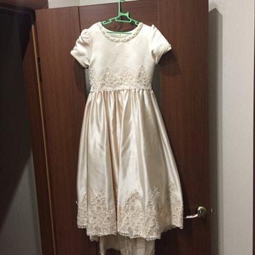 Шикарное платье на девочку 9-10 лет, со в Бишкек