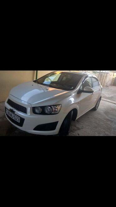 Chevrolet Azərbaycanda: Chevrolet Aveo 1.4 l. 2012 | 187000 km